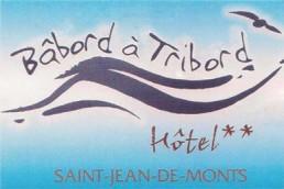 Hôtel Babord a Tribord - Saint Jean de Monts