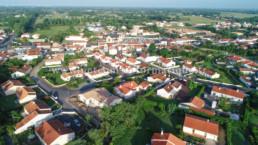 drones professionnel le perrier Loire atlantique et vendee photos et videos vue ciel