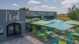 drones restaurant hotel vendee camping photos et videos