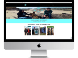 réalisation site internet holua vente en ligne sportwear surf vendee ocean viking