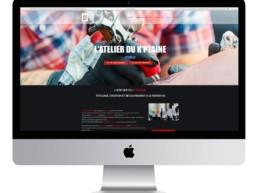 réalisation site internet tatouage le perrier tattoo salon netcom informatique